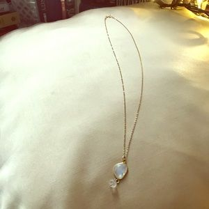 Jewelry - Blue fire Moonstone Necklace